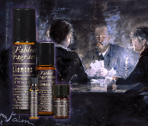 Gentlemens Club Perfume - Fabled Fragrances