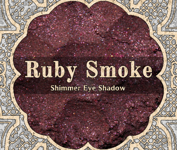 Ruby Smoke Eyeshadow