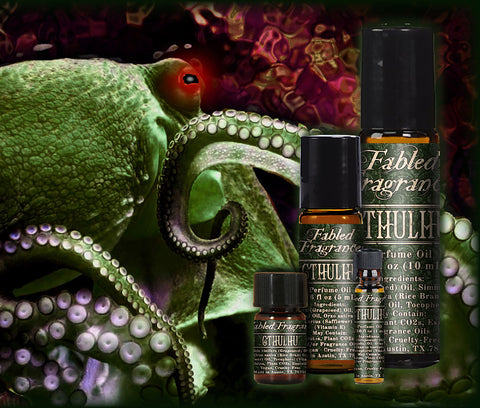 Cthulhu Perfume - Fabled Fragrances