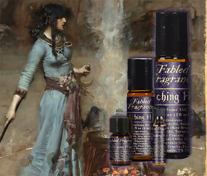 Witching Hour Perfume - Fabled Fragrances