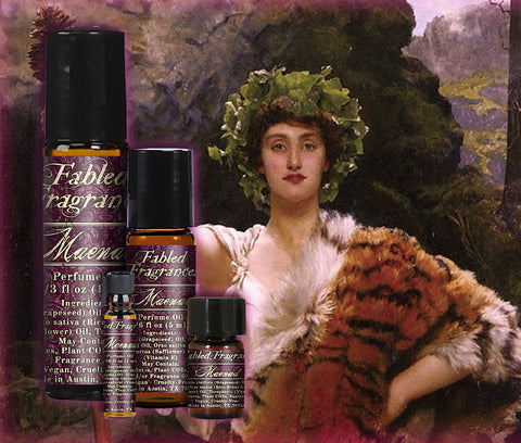 Maenad Perfume - Fabled Fragrances