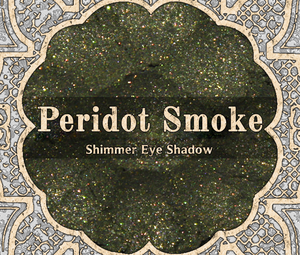 Peridot Smoke Eyeshadow