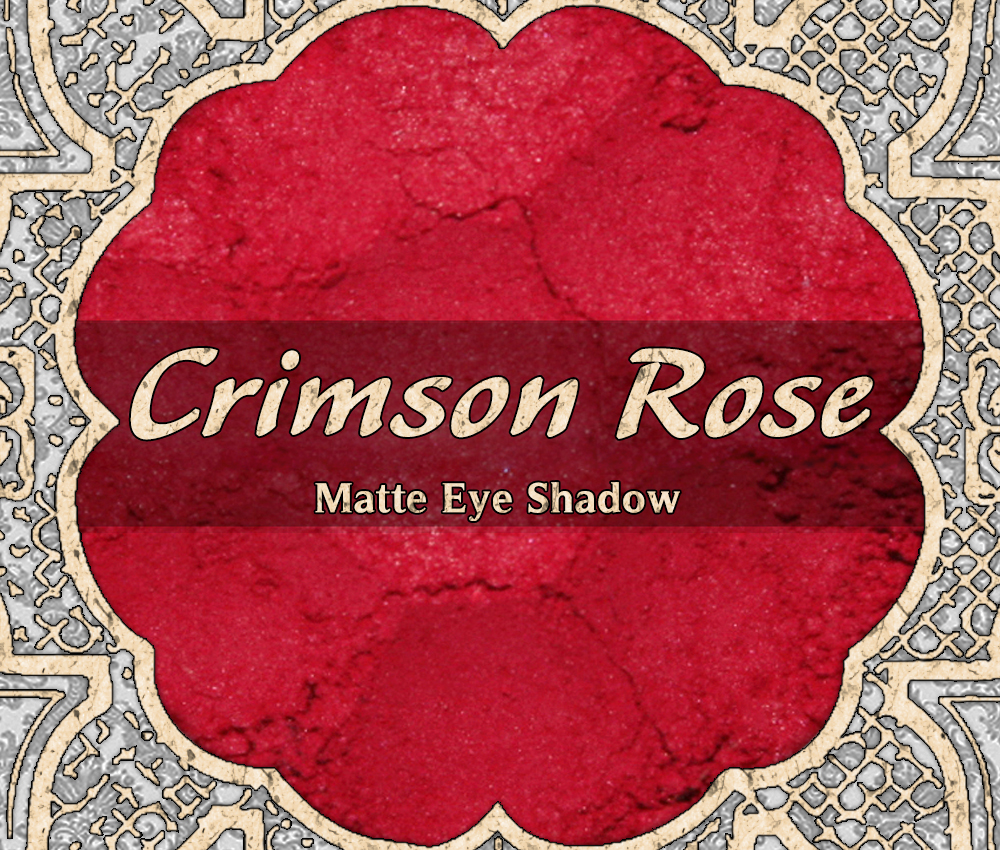 Crimson Rose Eyeshadow