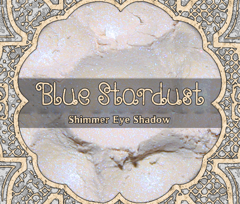 Blue Stardust Eyeshadow