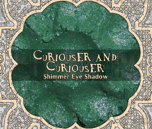 Curiouser and Curiouser Eyeshadow