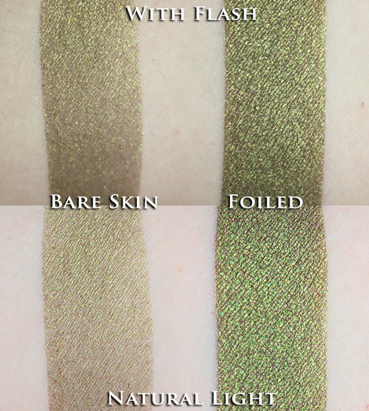Arkham Eyeshadow Swatches - Fabled Fragrances