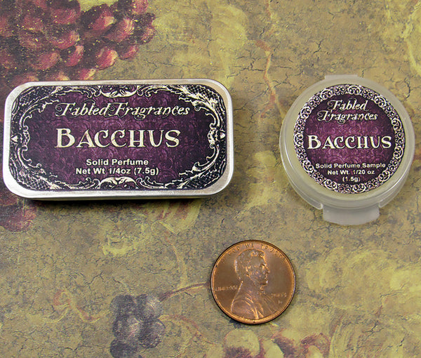 Bacchus Perfume - Fabled Fragrances
