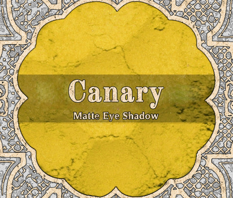 Canary Eyeshadow