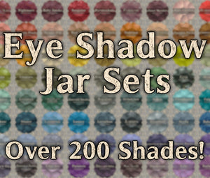 Eyeshadow Jar Sets - Fabled Fragrances