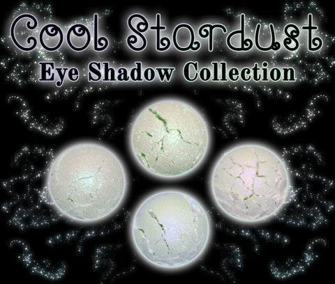 Cool Stardust Eyeshadow Collection - Fabled Fragrances