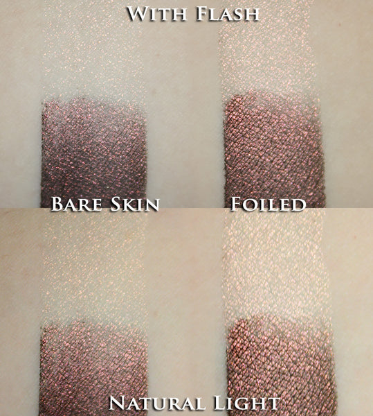 Copper Stardust Eyeshadow - Fabled Fragrances