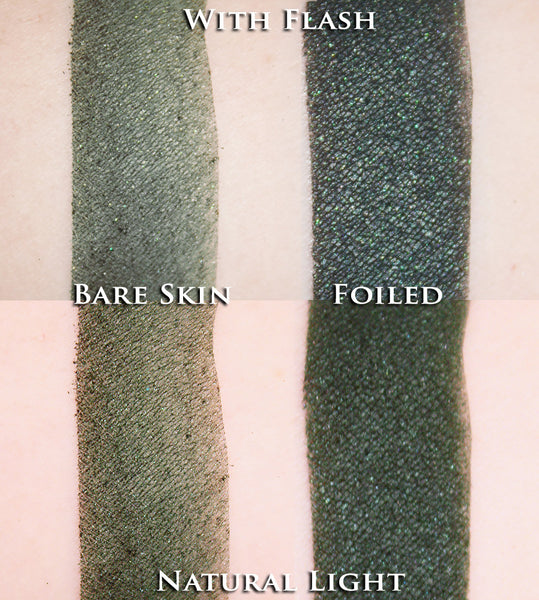 Emerald Smoke Eyeshadow - Fabled Fragrances
