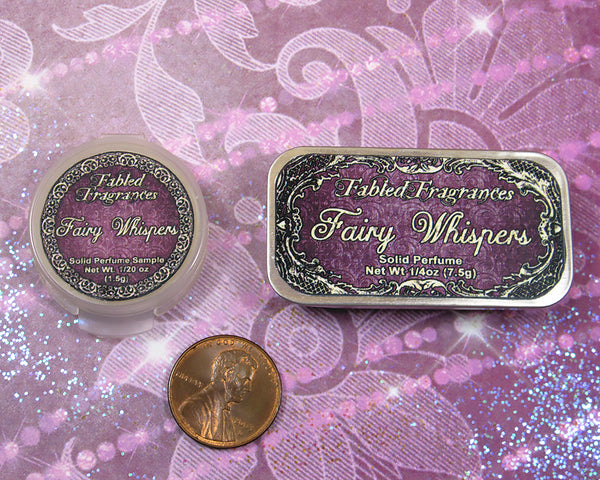Fairy Whispers Perfume - Fabled Fragrances