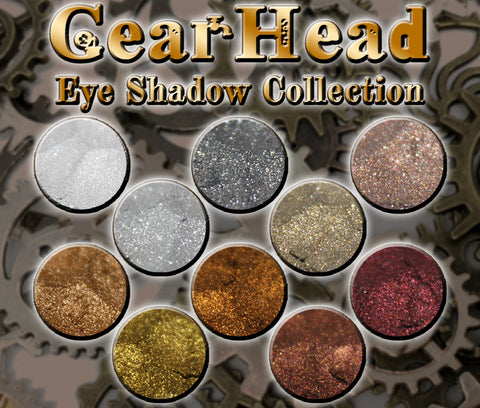 Gearhead Eyeshadow Collection - Fabled Fragrances