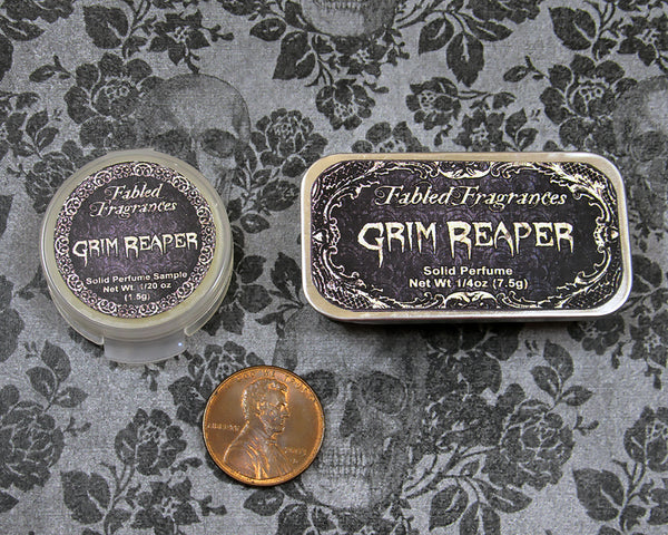 Grim Reaper Perfume - Fabled Fragrances