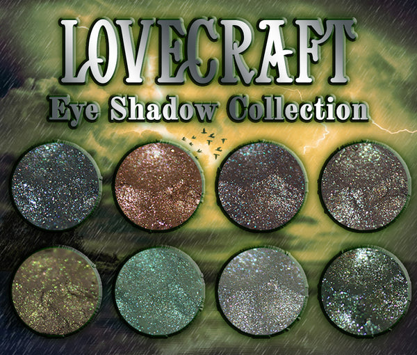 Lovecraft Eyeshadow Collection - Fabled Fragrances