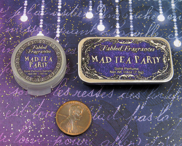 Mad Tea Party Perfume - Fabled Fragrances