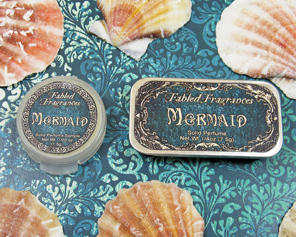 Mermaid Perfume - Fabled Fragrances