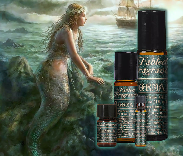 Mermaid Perfume