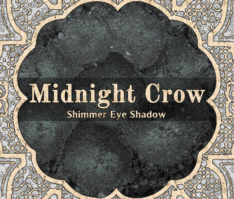 Midnight Crow Eye Shadow