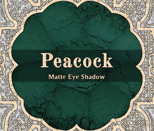 Peacock Eyeshadow