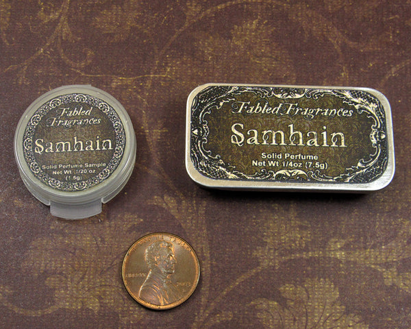 Samhain Perfume - Fabled Fragrances