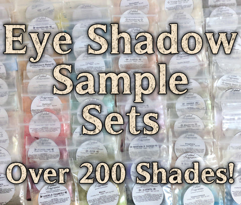 Eyeshadow Samples - Fabled Fragrances  - 1