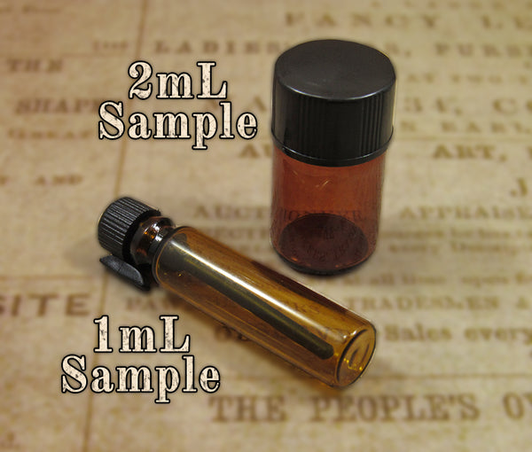 Perfume Oil Samples - Fabled Fragrances