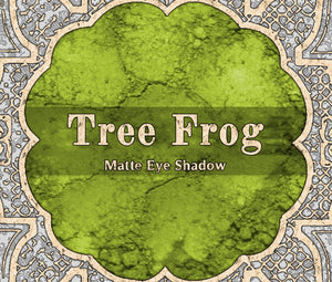 Tree Frog Eyeshadow