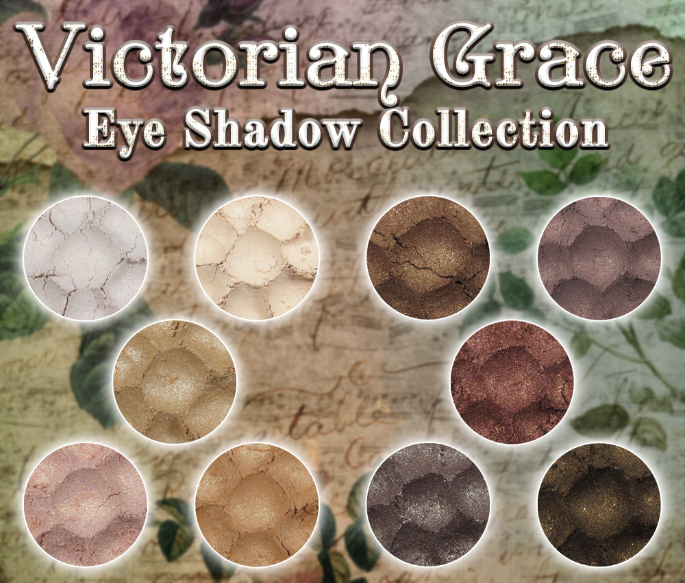 Victorian Grace Eyeshadow Collection - Fabled Fragrances
