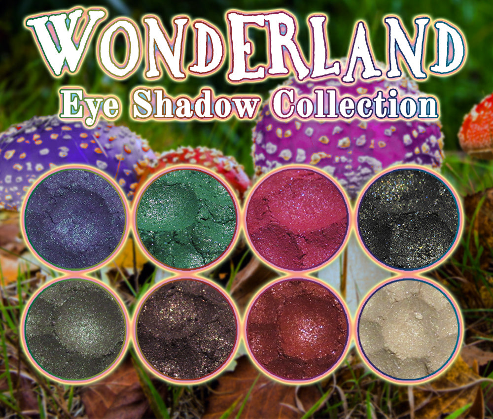 Wonderland Eyeshadow Collection - Fabled Fragrances