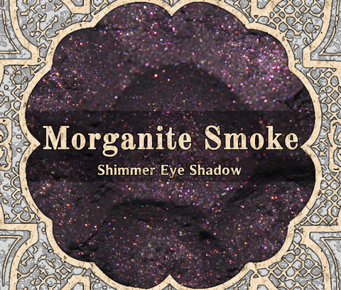Morganite Smoke Eyeshadow