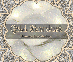 Gold Stardust Eyeshadow