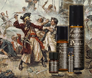 Pirate Perfume - Fabled Fragrances