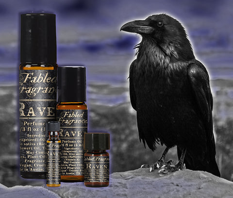 Raven Perfume - Fabled Fragrances