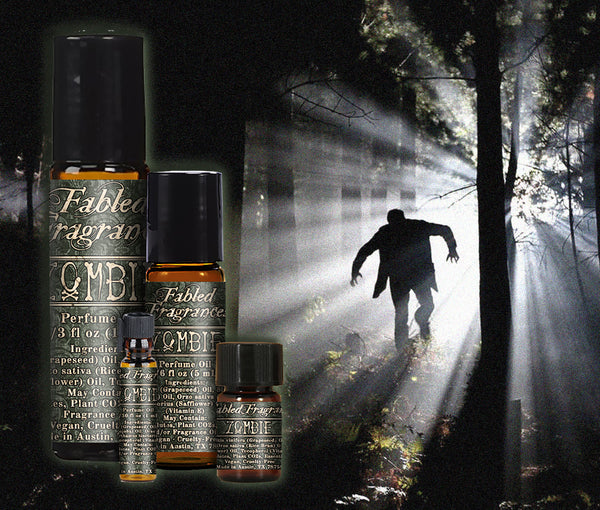 Zombie Perfume - Fabled Fragrances