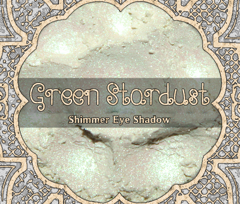 Green Stardust Eyeshadow