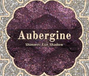 Aubergine Eyeshadow