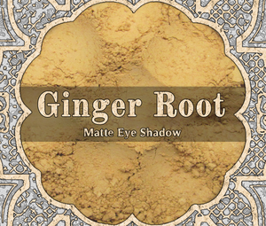 Ginger Root Eyeshadow