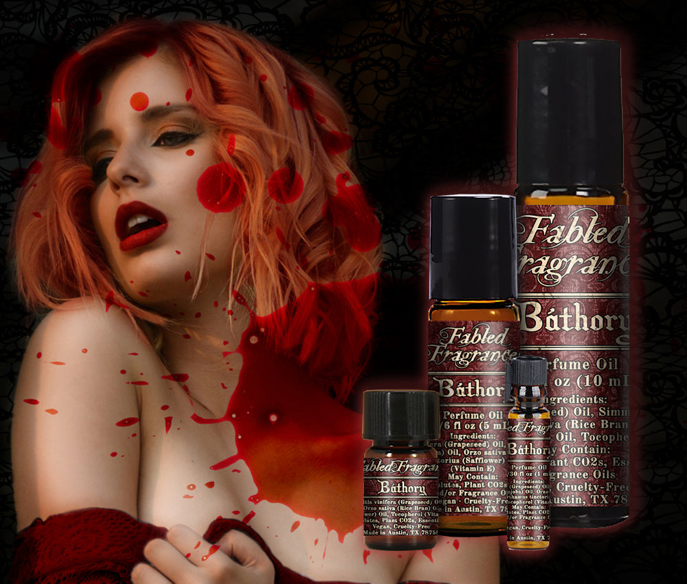 Bathory Perfume - Fabled Fragrances