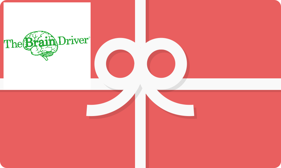 TheBrainDriver tDCS Shop Gift Cards