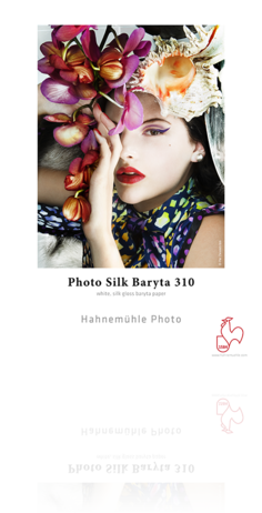 Hahnemuhle Photo Silk Baryta 310 GSM