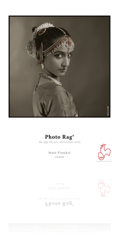 Hahnemuhle Photo Rag 308 GSM