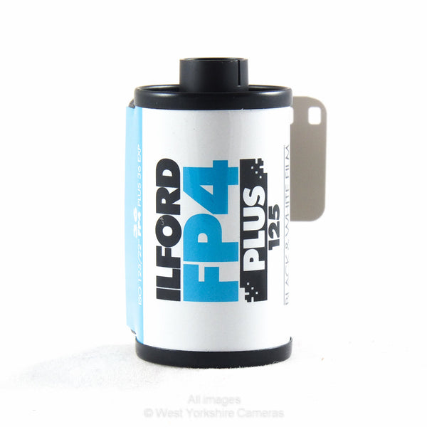 Ilford FP4 Plus Black and White Negative