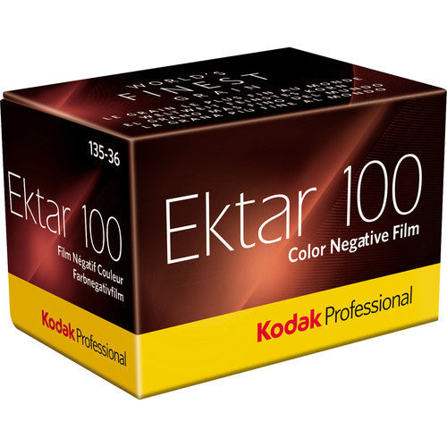 Kodak Professional Ektar 100 Colour Negative Film