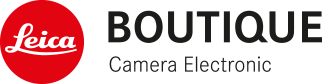 Leica Boutique Camera Electronic logo