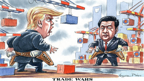 Trade War: Trump vs China