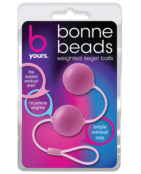 Blush B Yours Bonne Beads - Pink