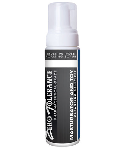 Zero Tolerance Foaming Masturbator Cleanser & Sanitizer - 8 Oz