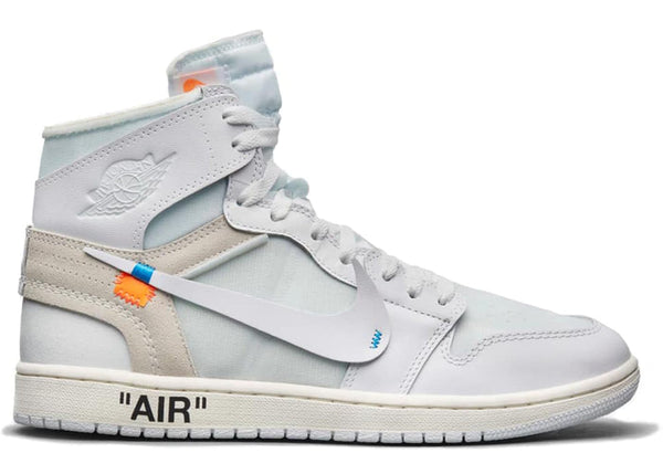 Air Jordan X Off White Air Jordan 1-The Firehouse